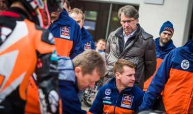 KTM Sebut Honda Sering Berbuat Curang