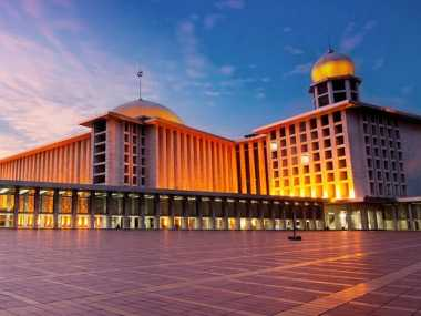 Berumur 39 Tahun, Ini Asal Usul dan Sejarah Pembangunan Masjid Istiqlal