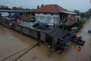 178 Ribu Orang Terdampak Bencana di Indonesia Sepanjang 2017