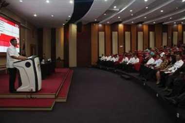 Isi Kuliah Umum di Unhan, Menko Polhukam Bahas Ancaman Indonesia ke Depan