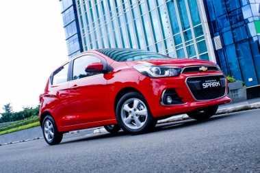 Chevrolet Klaim Spark Baru Lebih Aman dan Irit Bensin