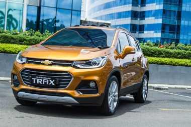 Chevrolet Luncurkan Trax dengan Ubahan Facelift