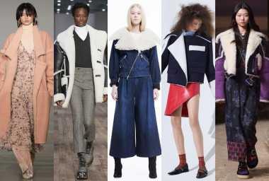 Tren Mode Terbaru untuk Koleksi Musim Dingin dari New York Fashion Week 2017