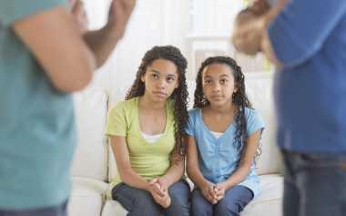 Jika Pertengkaran dengan Suami Tak Terkendali, Bawa Anak Keluar Rumah