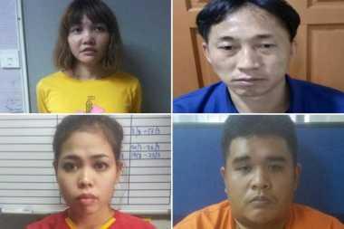 FOKUS: Perkara Pembunuhan Tokoh Korut, Nasib Siti Aisyah Carut Marut