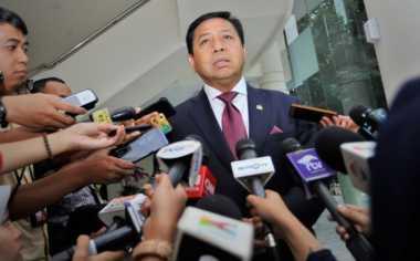 Ketua DPR Serahkan Usulan Hak Angket Ahok ke Anggota Fraksi