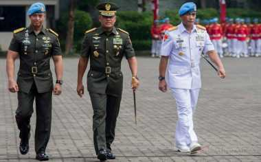 Brigjen Suhartono Gantikan Mayjen Bambang Suswantono Jadi Danpaspampres