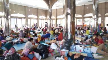 Akibat Banjir Cipinang Melayu, 1.079 Warga Mengungsi