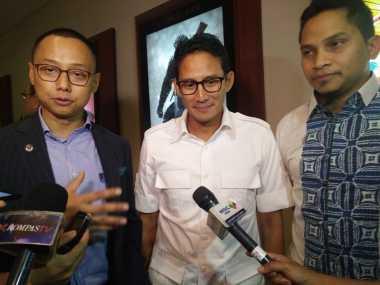 Nobar dengan Sandiaga, Sekjen PAN: Komunikasi Politik yang Lebih Santai