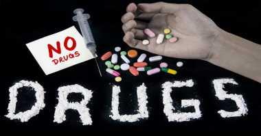Duh... Dua Polisi Ikutan Pesta Narkoba