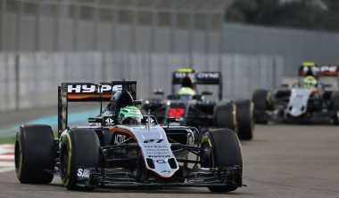 Tampil Memesona di 2016, Ini Mimpi Besar Bos Force India pada F1 2017