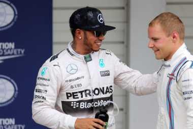 Gabung Bersama Mercedes di F1 2017, Bottas: Saya Ingin Peraturan Jelas dengan Hamilton