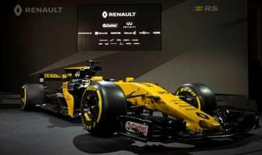 Renault Gunakan Energy Recovery System (ERS) Generasi Terbaru untuk Mobilnya