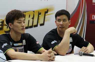 Tampil di Superliga Badminton 2017, Ini Kata Juara Dunia Ganda Putra Asal Korea Selatan