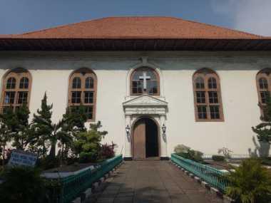 Mengintip Kisah Gereja Sion, Salah Satu Gereja Tertua di Indonesia