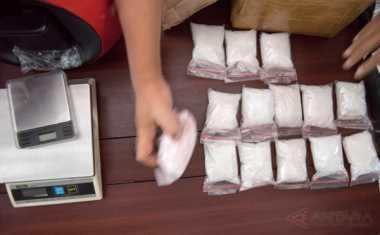 Ungkap Peredaran Narkoba, Polisi Cokok Pemakai dan Kurir