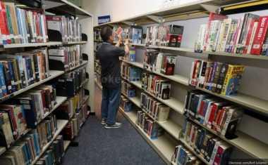 Tingkatkan Gerakan Membaca, Ratusan Perpustakaan Akan Dibangun
