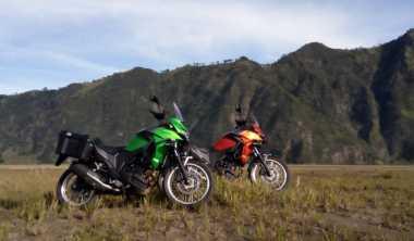 Penjualan Motor Kawasaki di Indonesia Terbesar di Dunia