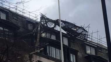 Tak Cuma Rusak Bangunan, Badai Doris Telan Korban di Inggris