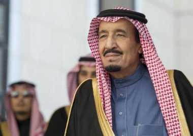 Bertandang ke Indonesia, Raja Salman Boyong 800 Orang
