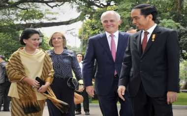 PM Australia Tunggu Presiden Jokowi di Canberra