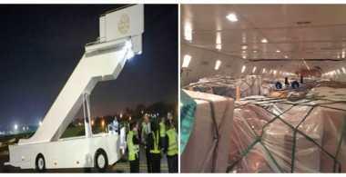 Eskalator dan Logistik Raja Salman Bikin Heboh