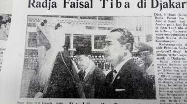 Seperti Inilah Penyambutan Kunjungan Dua Raja Saudi di Indonesia