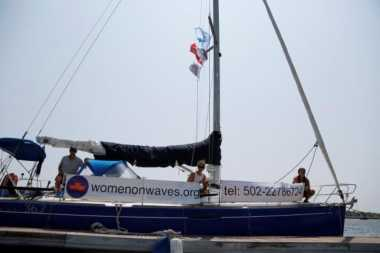 Guatemala Tahan Kapal Aborsi Belanda yang Masuki Wilayahnya