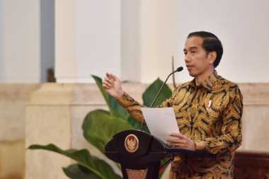 Buka Tanwir Muhammadiyah, Jokowi Berharap Muncul Gagasan-Gagasan Baru