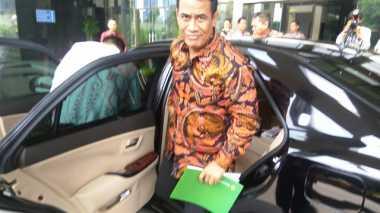 Datangi KPK, Menteri Pertanian Bahas Subsidi Pupuk