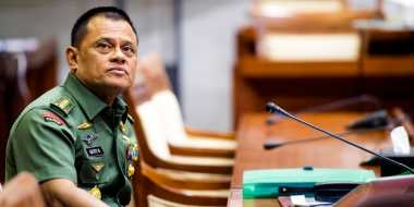 DPR Puji Keberanian Panglima TNI Hadapi Ormas Anti-Pancasila