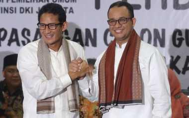 Hasil Rekapitulasi KPU Jaktim, Anies-Sandi Kalahkan Ahok-Djarot
