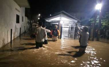 Tiga Kelurahan di Medan Terendam Banjir Kiriman