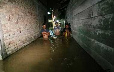 Tiga Kelurahan di Medan Terendam Banjir, BPBD: Belum Ada Evakuasi
