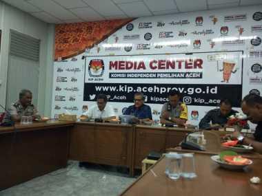 KIP Aceh Gelar Pleno Rekapitulasi Suara Pilgub pada 25 Februari