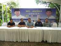 Tim WH-Andika Apresiasi Keputusan Panwas Kota Tangerang soal Laporan Kubu RK-Embay