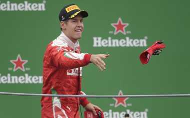 Ada Peraturan Baru, Jacques Villeneuve Jagokan Vettel Juara F1 2017