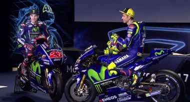 Yamaha Belum Memutuskan Penggunaan Sasis