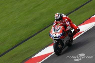 Ciabatti: Jorge Lorenzo Pasti Lebih Baik daripada Rossi