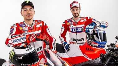 Ikuti Jejak Honda, Ducati Bakal Uji Coba Tertutup di Sirkuit Jerez
