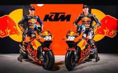 Jadi Tim Debutan di MotoGP 2017, Bos KTM: Itu Jadi Tantangan Positif bagi Kami