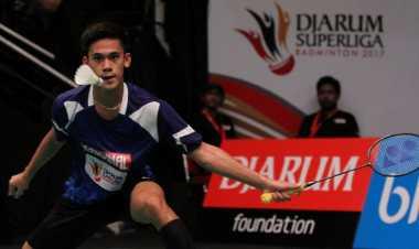 Berikut Tim-tim Lolos Semifinal Superliga Badminton 2017
