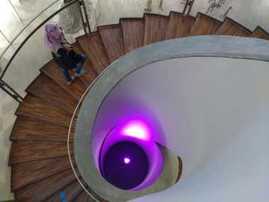 Plesir ke Bandung, Jangan Lupa Mampir ke Galeri Seni yang Eksotis Ini