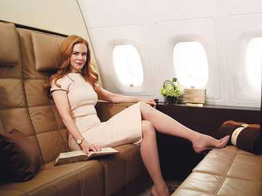 Membentuk Otot Kaki Seksi ala Nicole Kidman, Begini Tipsnya!