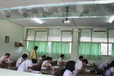 Puluhan Ribu Siswa di Sambas Siap Ikuti Ujian Nasional