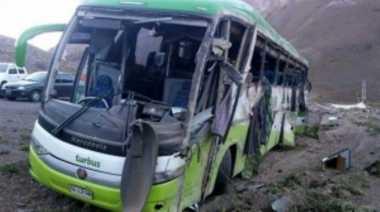 Kecelakaan Bus di Argentina Tewaskan 13 Orang