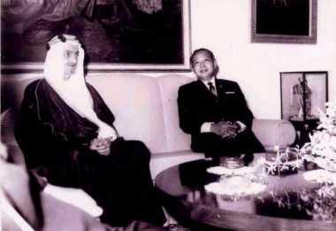 Kemitraan Saudi dan Indonesia Membaik pada Era Orde Baru