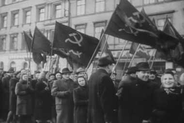 HISTORIPEDIA: Komunis Ambil Alih Cekoslowakia, Presiden AS Nikahkan Putranya