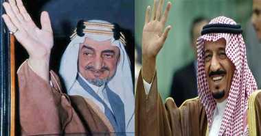 Wah, Ini Perbandingan Jumlah Rombongan yang Dibawa Dua Raja Saudi ke Indonesia