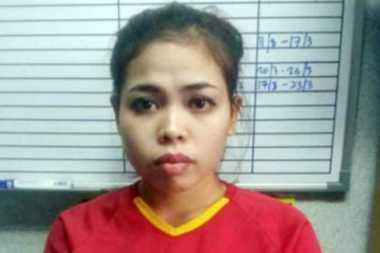 Bertemu Tim KBRI, Siti Aisyah Minta Keluarganya Tak Datang ke Malaysia